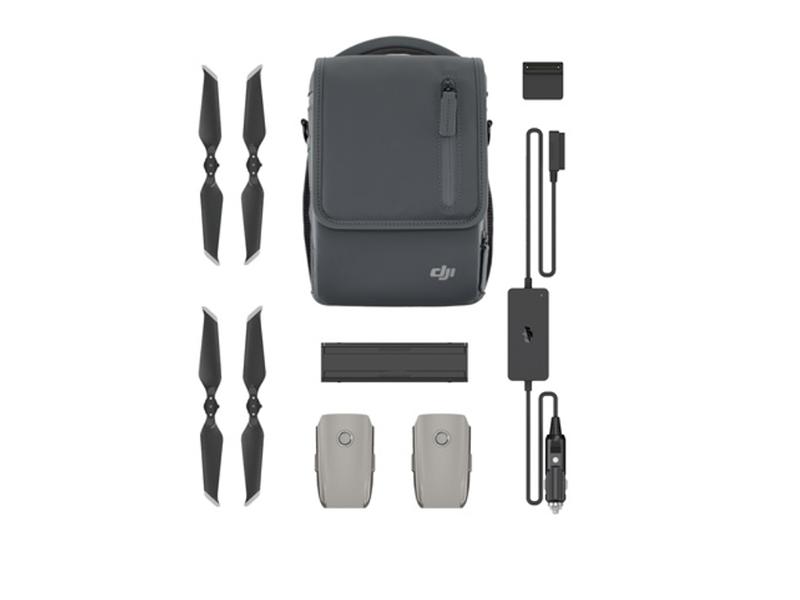 DJI Mavic 2 Fly More kit!