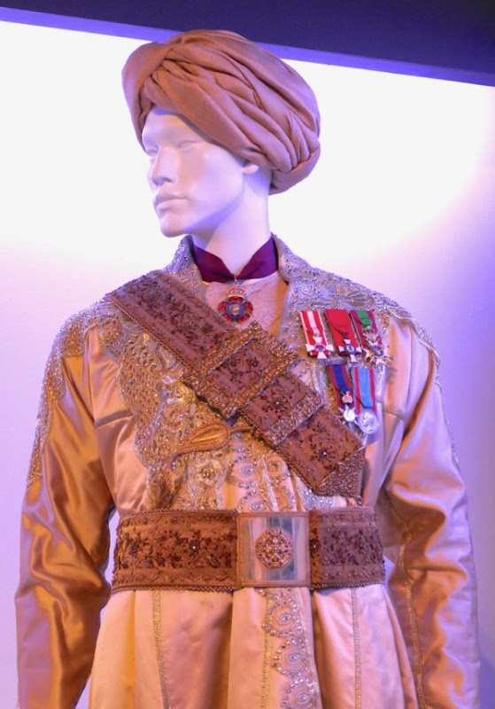 Abdul Karim costume Victoria Abdul