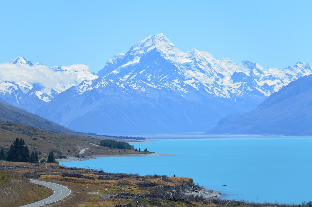 Breathtaking Places in New Zealand