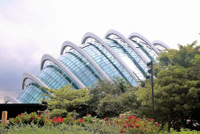 sevärt i Singapore