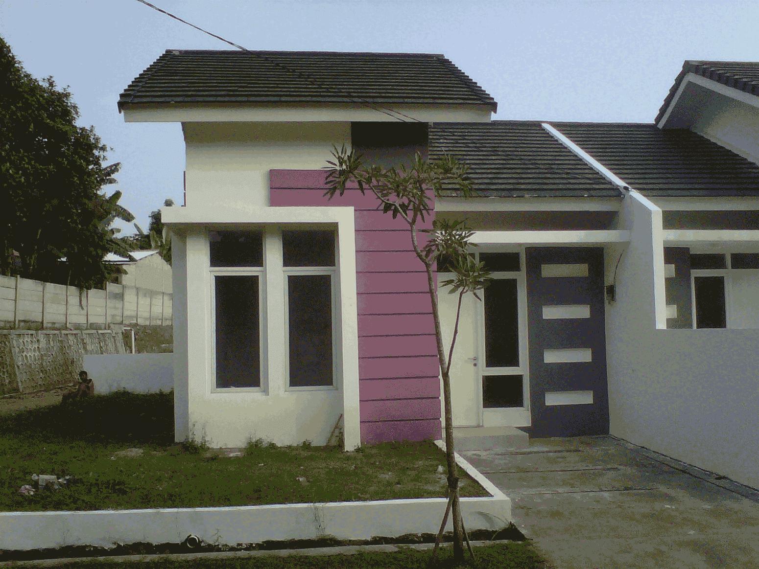 Beberapa Inspirasi Rumah Minimalis Type 21