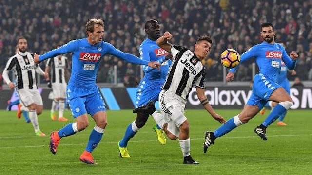 Allegri Mengakuinya Bahwa Napoli Memainkan Gaya Sepakbola Lebih Bagus Dari Juve