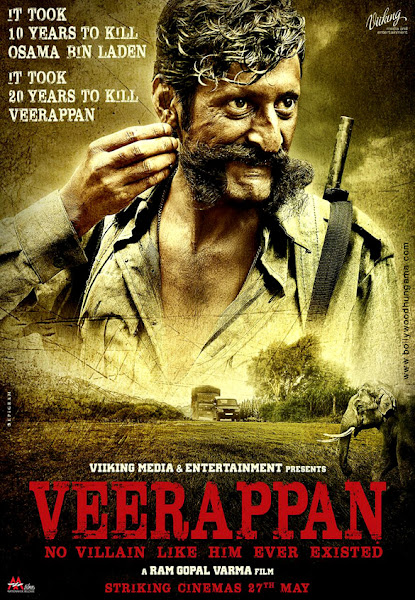 Veerappan (2016) Movie Poster