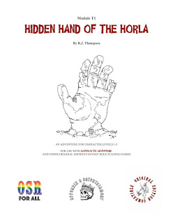 Hidden Hand of the Horla, By the Author Of the Blog