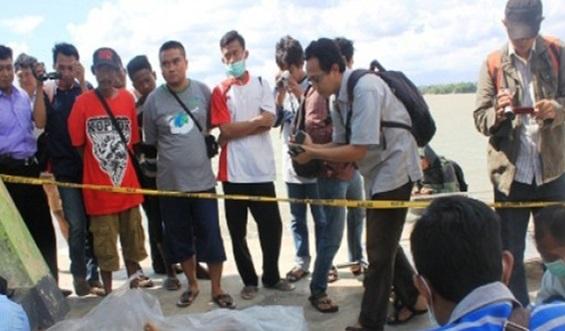 4 FOTO: TERKINI ! SAH ! Penduduk Melaka Digemparkan Dengan Penemuan Yg Sangat Aneh ! Petanda Apakah Ini ????