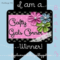 Winner crafty Gals corner challenge nº43