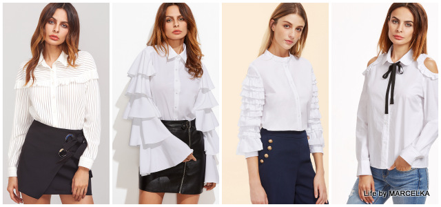 www.shein.com/White-Band-Collar-Layered-Ruffle-Sleeve-Blouse-p-324601-cat-1733.html?utm_source=www.lifebymarcelka.pl&utm_medium=blogger&url_from=lifebymarcelka