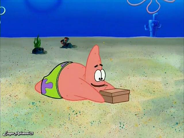 SpongeBob Season 2 Episode 15A - The Secret Box SD 480p Dub Indo