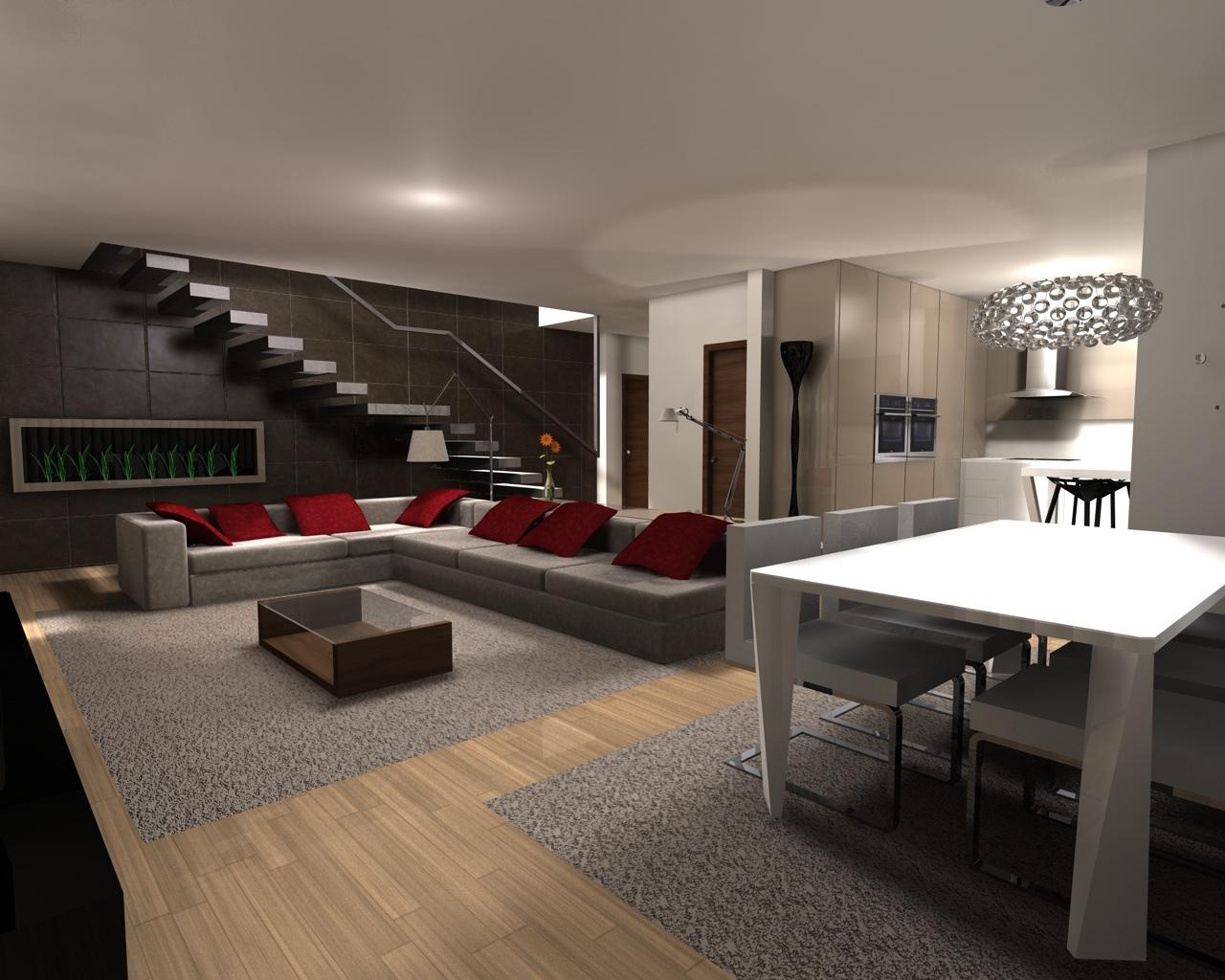Casa Korean Living Room Design   Living Room Interior Designs