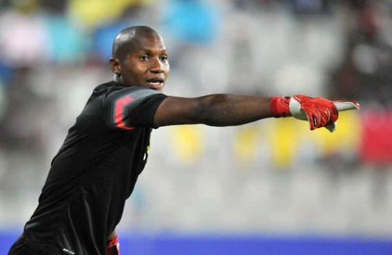 Black Aces goalkeeper Jackson Mabokgwane is being lined up to join Muhsin Ertugral at Orlando Pirates