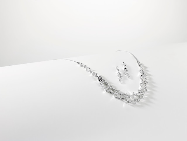PLATINUM EVARA introduces its light weight jewellery collection