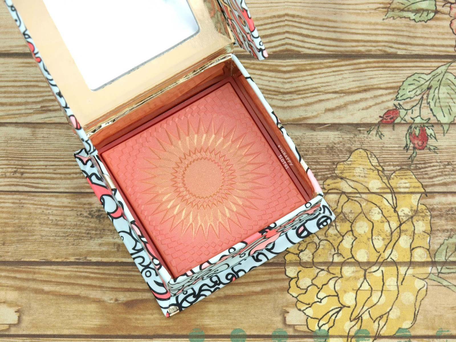 Benefit GALifornia Blush: Review and Swatches