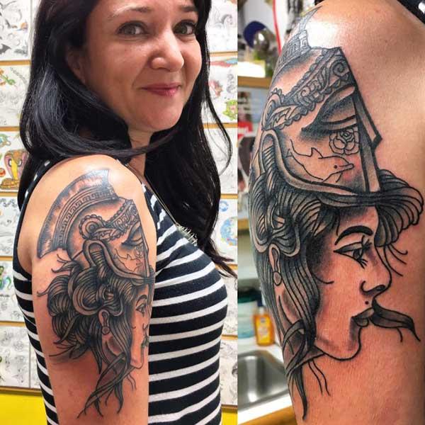 Tatuagens da Afrodite