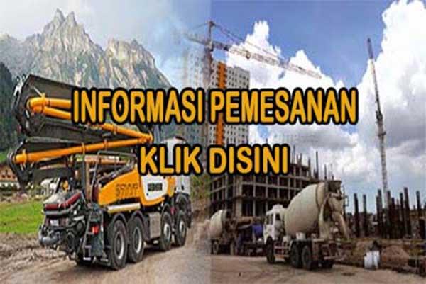 Harga Ready Mix Beton Cor Murah Per M3 Terupdate 2021