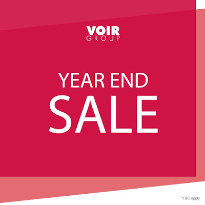 VOIR Year End Sale Discount Offer Promo