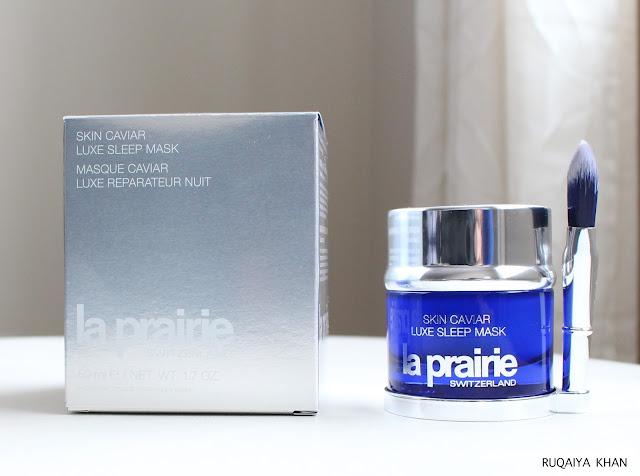 LA PRAIRIE Skin Caviar Review