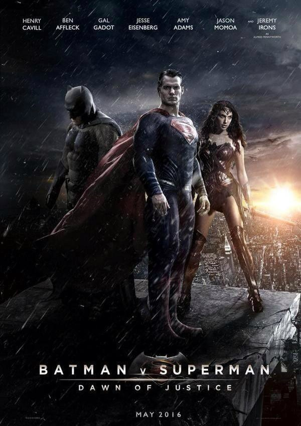 Batman V Superman: Dawn of Justice (Film 2016) - Zorii dreptăţii