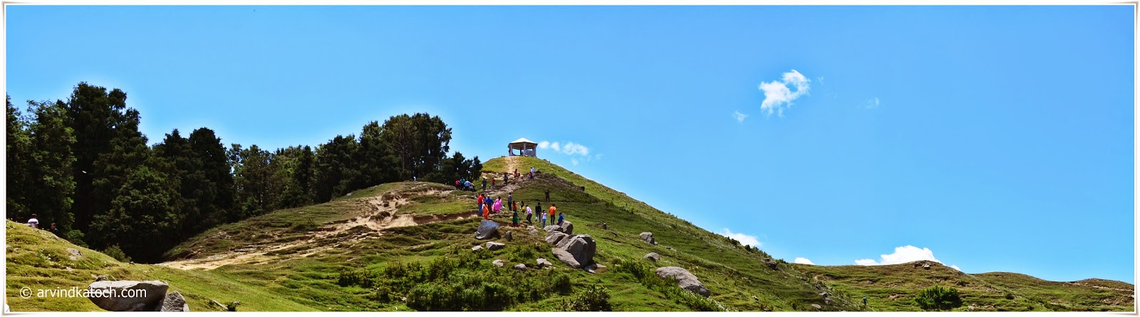 Dainkund, Highest Peak, Dalhousie