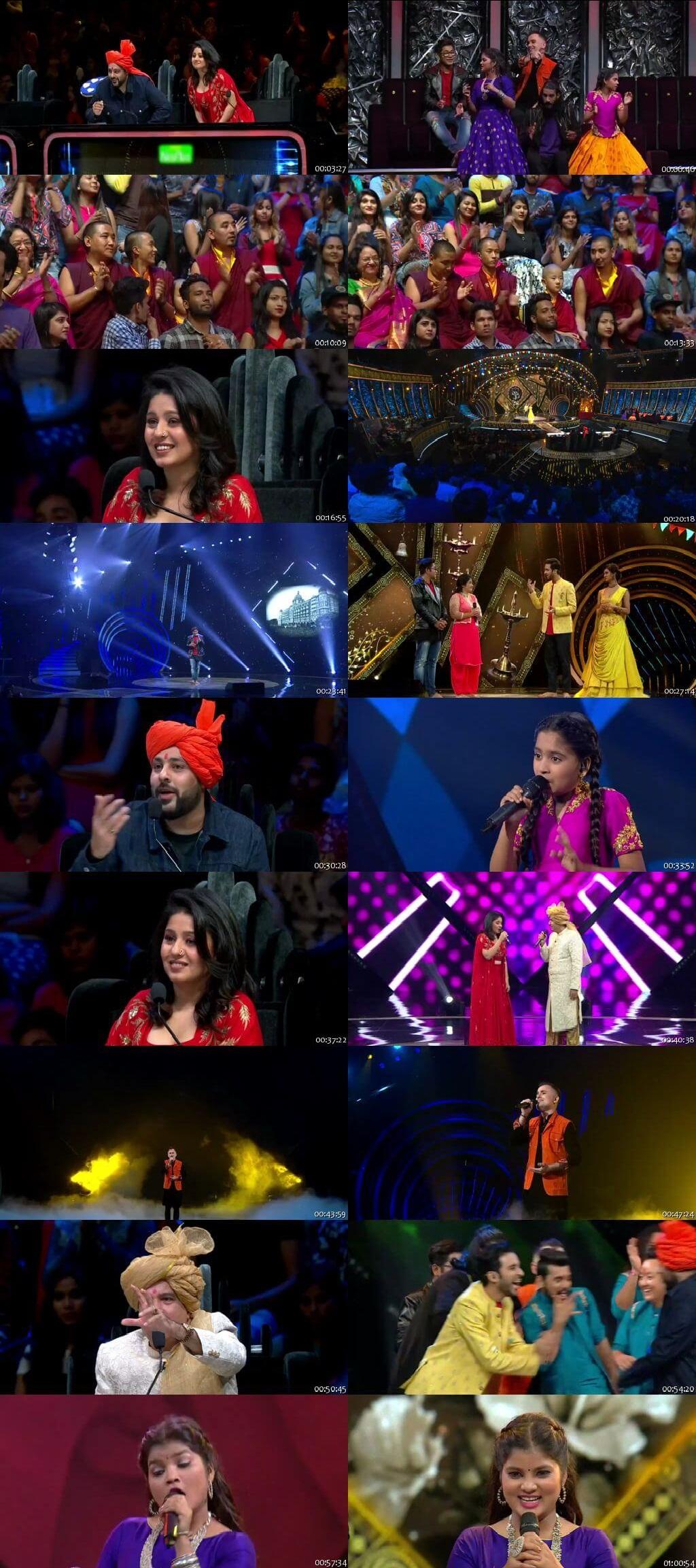Screen Shot Of Dil Hai Hindustani Season 02 16th September 2018 Episode 22 300MB Watch Online