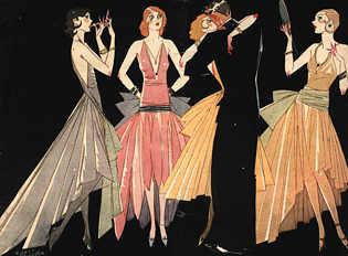 1920s Fashion Fashion Design