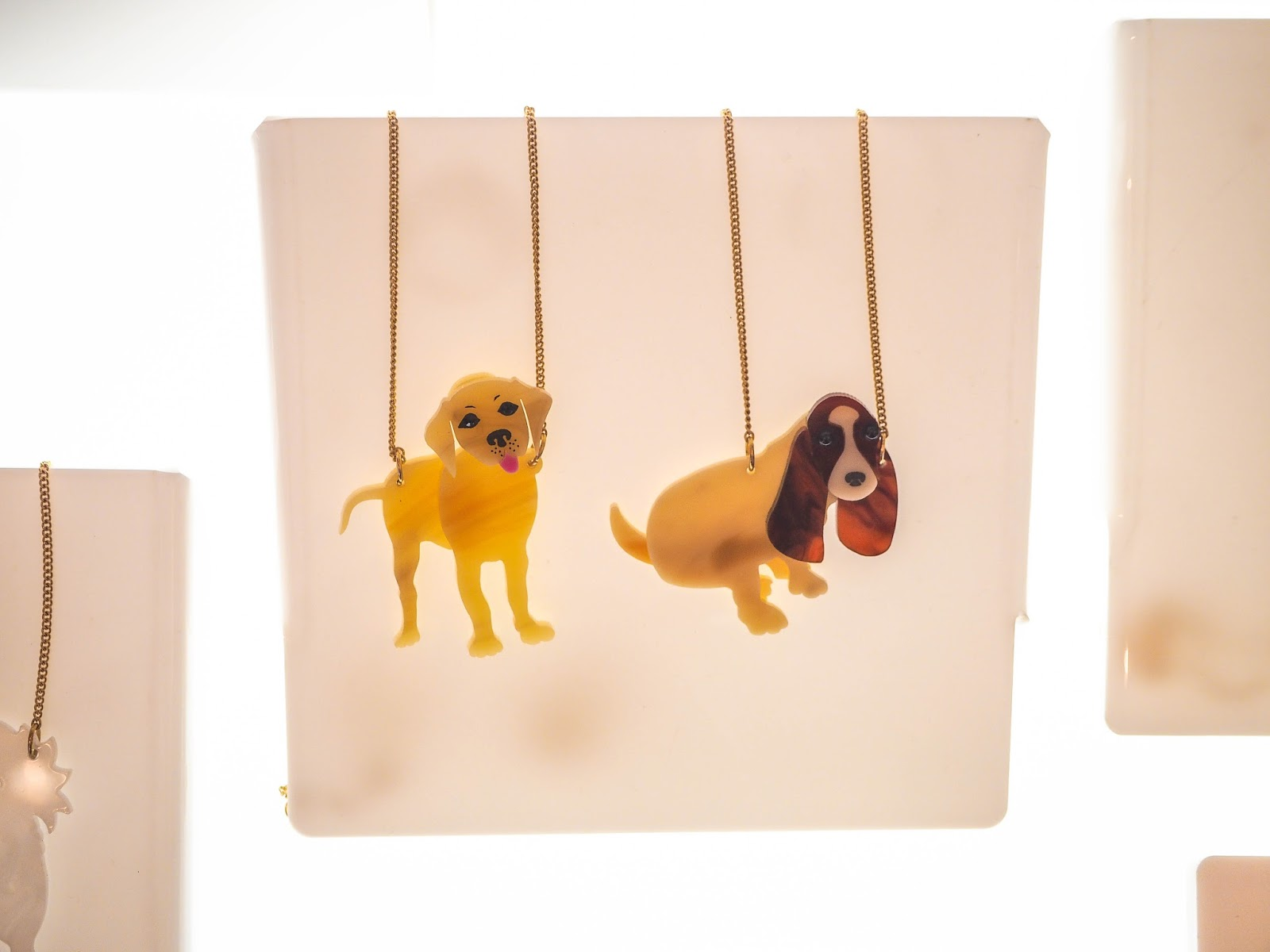 Tatty Devine Battersea Dogs Home collection