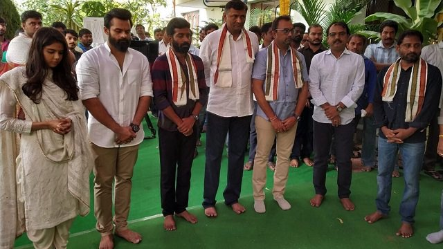 Sai Dharam Tej's next film Chitralahari launched