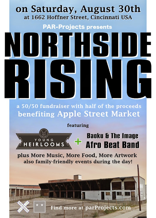 Northside Rising is less than 2 weeks away!