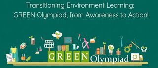 Green Olympiad 2018 (Environment Quiz by TERI) Registration Open