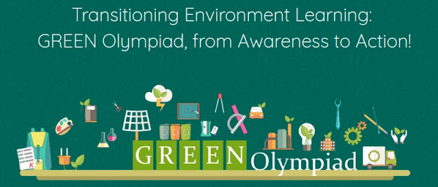 Green Olympiad Environment Quiz