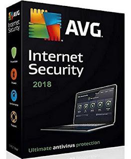 AVG Internet Security 2018 v18.3 Build 3860 Full Crack