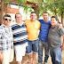 Expedito Carneiro Comemora aniversário em Taperuaba com a presença do Dep. Moses Rodrigues.