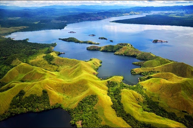 Keindahan Alam Tanah Papua