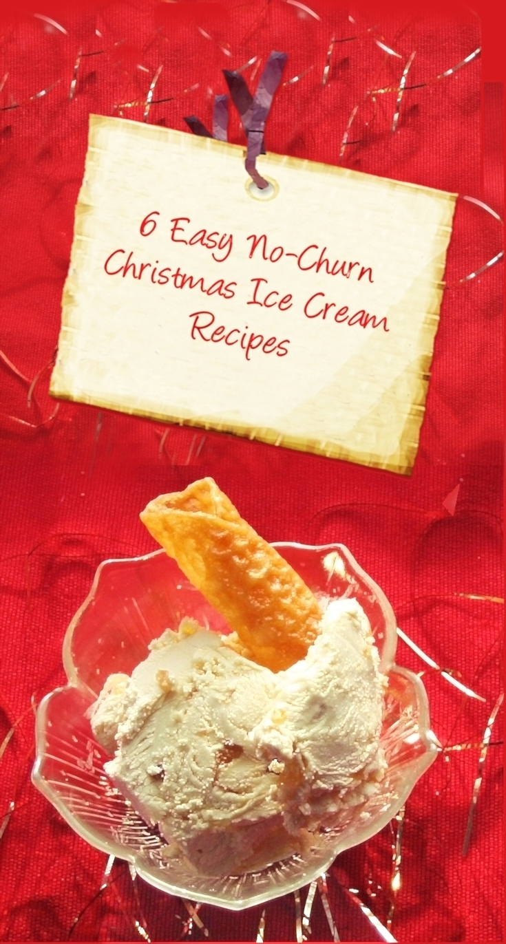 Accidental Cream Pie Awesome 6 easy no-churn christmas ice cream recipes ~ for a refreshing