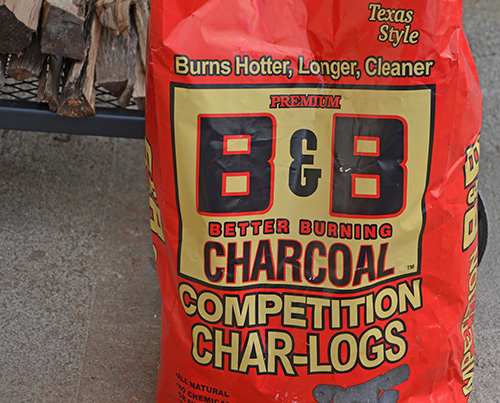 Review of B&B Competition Char-Logs