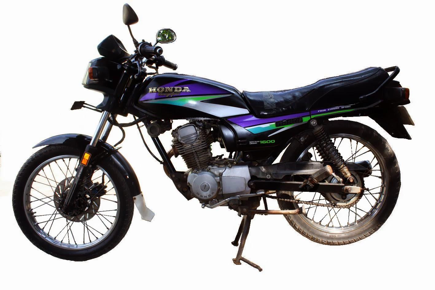 Kumpulan Foto Modifikasi Motor Honda Gl Max Terbaru Tales Modif