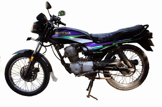 Spesifikasi Honda GL PRO Neotech 1995 1996 1997 1998 1999
