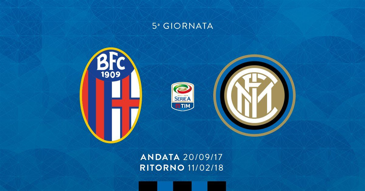BOLOGNA INTER Streaming Gratis: info Video YouTube Facebook Live, dove vedere Diretta con Tablet iPhone Pc TV