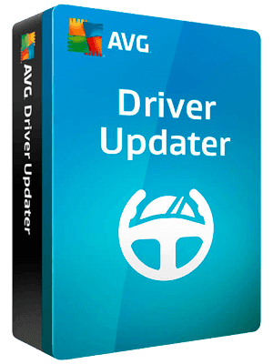 AVG Driver Update box