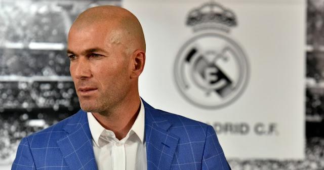 Klub Real Madrid Beri Zidane Dana Untuk Beli Bintang Liga Inggris