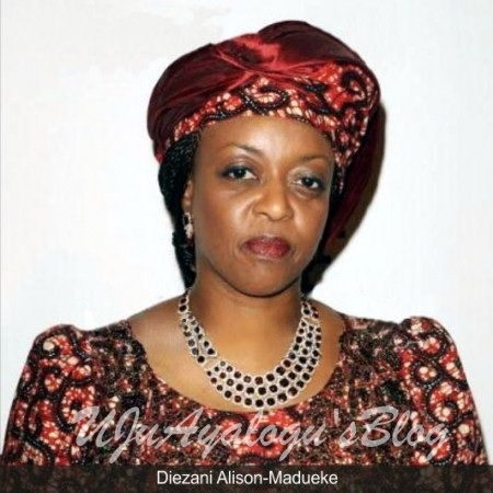Exposed: Diezani's Intercepted Phone Conversations Reveal She Deliberately Connived to Steal Oil Money