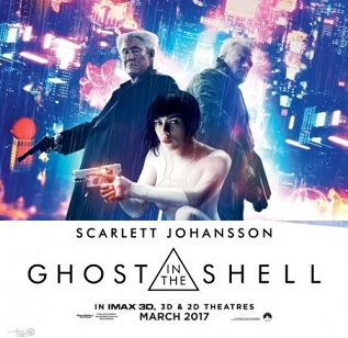 Sinopsis Film Ghost in The Shell