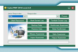 Cara cepat mengerjakan PMP 2018 menggunakan Tools Faster PMP V.2.0