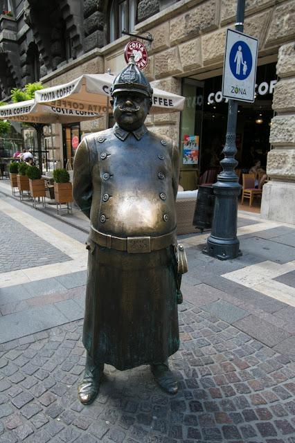 Statua-Budapest