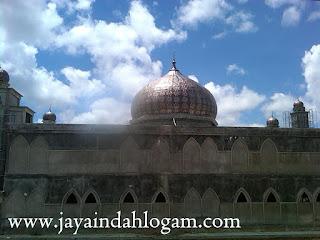 Kubah Masjid Tembaga dan  Kuningan | pengrajin kubah masjid | pusat kerajinan tembaga dan kuningan