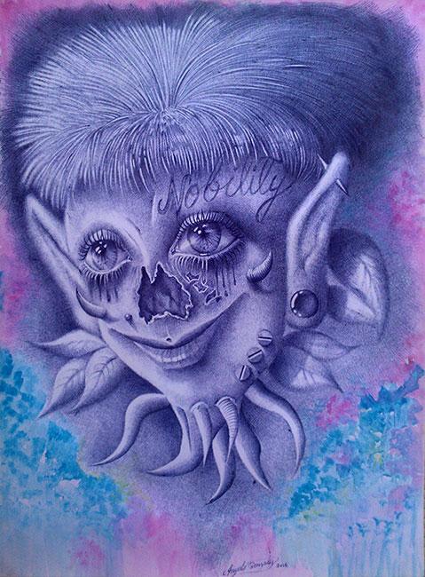 Anyelo Gonzalez Dibujo Drawing Realistic