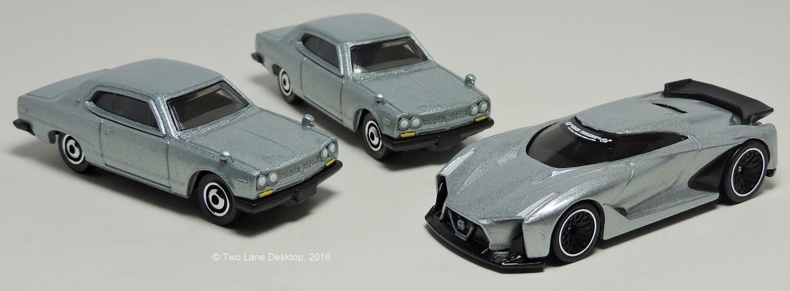 Two Lane Desktop: Matchbox 1971 Nissan Skyline 2000GTX and ...