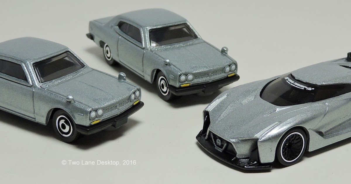 Two Lane Desktop: Matchbox 1971 Nissan Skyline 2000GTX and ...