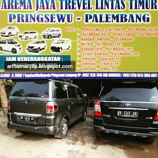 Travel Pringsewu Palembang