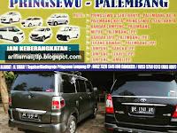 Travel Pringsewu Palembang - Arema Jaya
