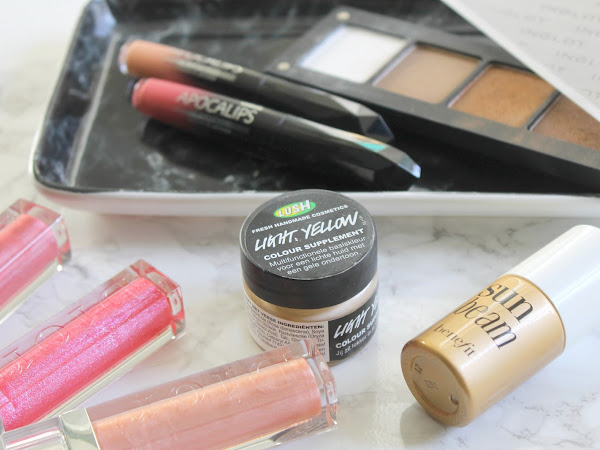My Least Used Beauty Products